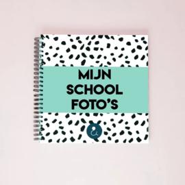 Schoolfotoboek mint