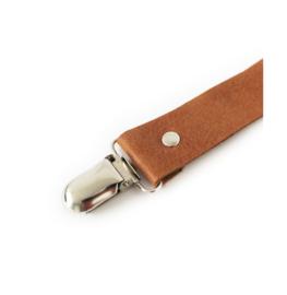 Chewie clip: cognac