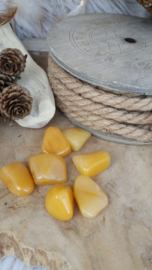 Gele aventurijn 10-20 gram