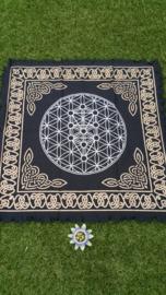 Altaar kleed Flower of Life