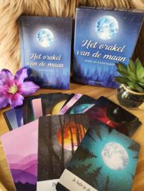 Moonology orakel kaarten / Het orakel van de maan (Nederlands)