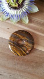 Tijgerijzer donut hanger 40mm