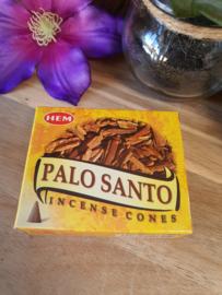Wierook HEM kegeltjes Palo Santo