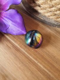 Rainbow (regenboog) titanium aura
