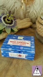 Wierookkegels Nag Champa