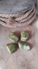 Epidoot trommelstenen 17-30 gram