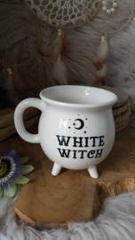 "Beker  / mok ""White Witch"""