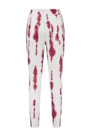 ELSEWHERE broek  AVA - coral print jersey & travel