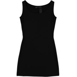 ELSEWHERE tuniek- jurkje zwart 90 cm jersey. STYLE 1247B