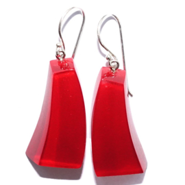 ZSISKA earrings red  EMOCION