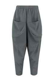 ELSEWHERE broek RICKIE - grijs travel / tech jersey