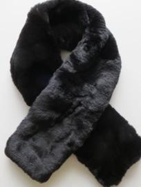 D&A bontsjaal zwart