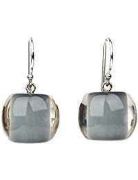 ZSISKA earrings grey BALL'S
