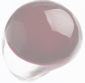 ZSISKA ring roze COLOURFUL STATEMENT