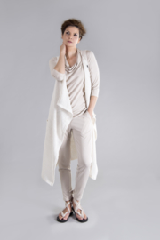 ELSEWHERE sleeveless cardigan STYLE 3219