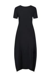 ELSEWHERE jurk MARIE- coral travel / tech jersey