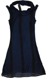 ELSEWHERE jurkje tie dye streep jersey size SA