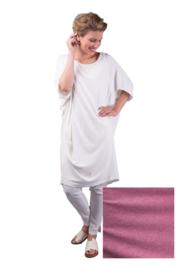 ELSEWHERE tuniek / jurk SIMONA- coral jersey