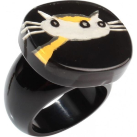 ZSISKA ring cat, 2 cm FIEP