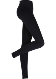 ELSEWHERE legging viscose jersey zwart. STYLE 1152