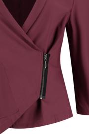 ELSEWHERE kort jasje ANGEL - coral travel / tech jersey