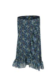 C&S rok met zomerse print RIVA