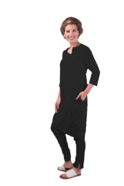 ELSEWHERE jurk FAY -  zwart block