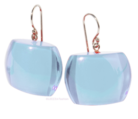ZSISKA earrings light blue BELLISSIMA