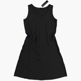 ELSEWHERE basisjurkje - zwart jersey