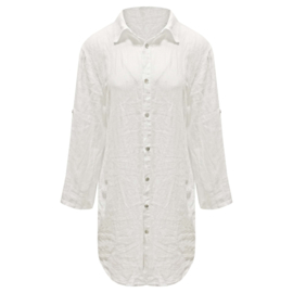 LEEZZA linnen blouse