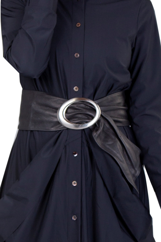 ELSEWHERE belt genuine leather STYLE 3364