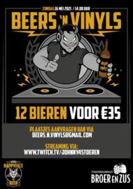 Beers 'N Vinyls Pre-Order (gratis verzendkosten NL)