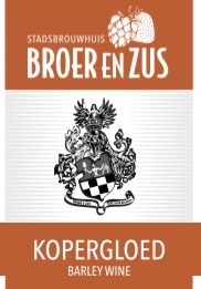 Kopergloed (Barley Wine)