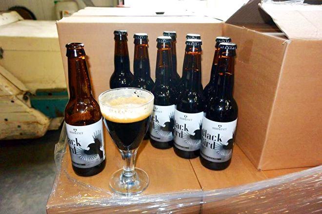 Blackbird #1 Bier