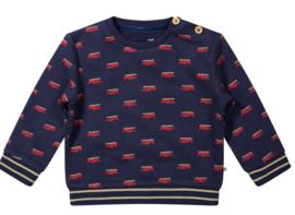 Ducky Beau - Sweater Navy