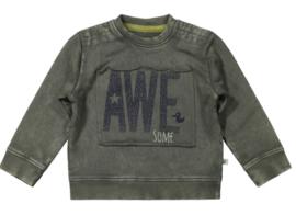 Ducky Beau - Sweater Dusty Olive