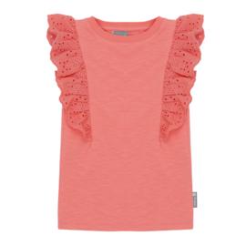 Vinrose - Short Sleeve Sugar Coral