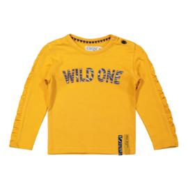 Dirkje - Shirt Warm Yellow