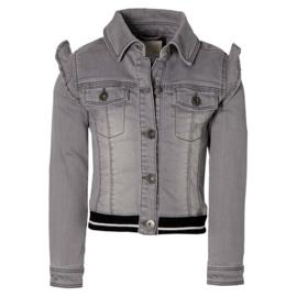 Quapi - Jeans Jacket Grey Fieke