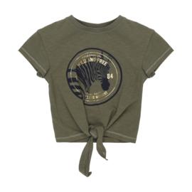 Vinrose - T-Shirt Dusty Olive