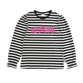 Vinrose - Shirt Black Striper