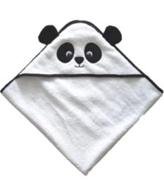 Badcape Badstof - Panda