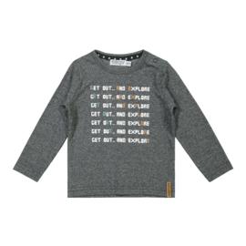 Dirkje - Shirt Anthracite