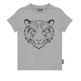 Vinrose - T-Shirt Grey Melange