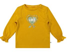 Ducky Beau - Shirt Golden Yellow