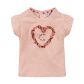 Dirkje - T-Shirt Smokey Pink