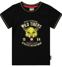 Vinrose - T-Shirt Black