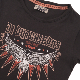 DJ Dutchjeans - T-Shirt Anthracite