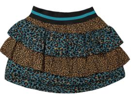 Vinrose - Rokje Leopard Pattern