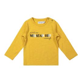 Dirkje - Shirt Ochre Yellow